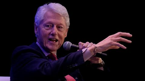 Bill Clinton recovering well after non-Covid infection