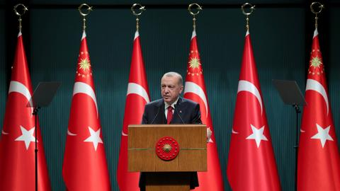Erdogan: Turkey becoming Africa's leading trade partner