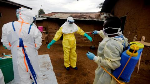 New Ebola cases detected in eastern DRC