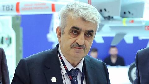 Ozdemir Bayraktar, founder of Turkish drone giant Baykar, dies at 72