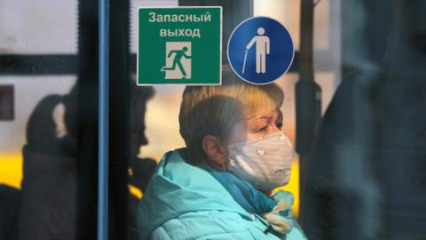 Belarus suspends routine medical care to focus on Covid-19 – latest updates