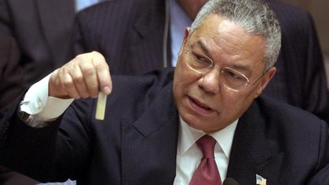 Colin Powell: The man who sold the Iraq War