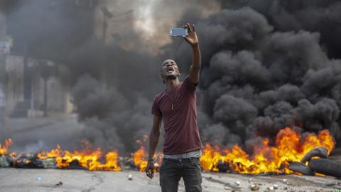 Haiti observes strike over kidnappings, insecurity