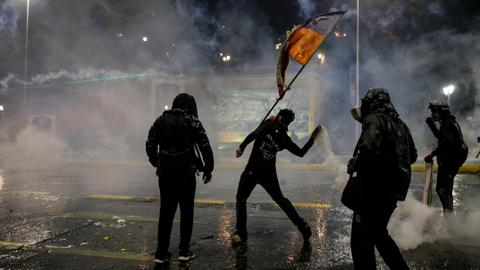 Chile marks anniversary of protests that led to rewrite of constitution