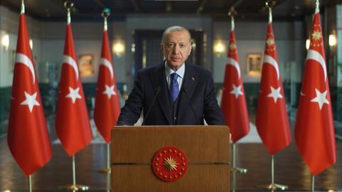 Turkey's president orders expulsion of 10 ambassadors over Kavala statement