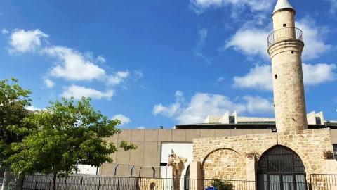 Palestinian body resists Israel's onslaught on Palestinian heritage