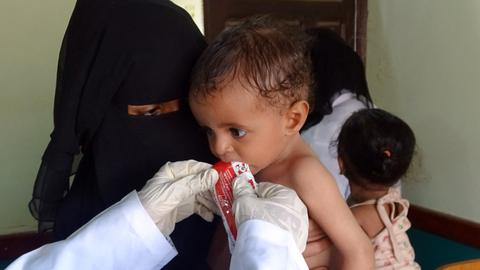UNICEF: More than 10,000 children killed or injured in Yemen since 2015