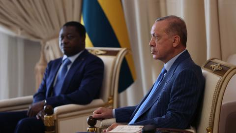 Erdogan: Turkey will donate vaccines to Togo, other African countries