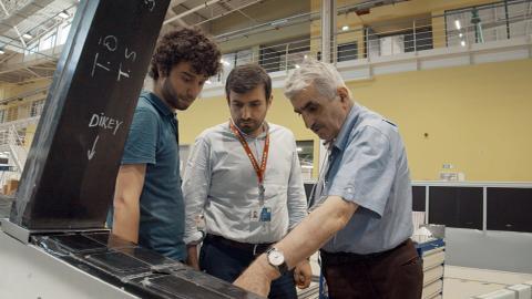 The early architect of Turkey's drone success: Ozdemir Bayraktar