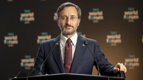 Turkey's Fahrettin Altun calls for new approach to global crisis