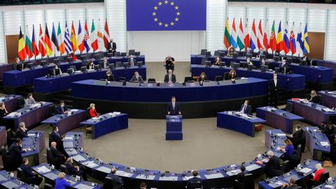 Poland accuses EU of 'blackmail' in row over bloc's rule of law