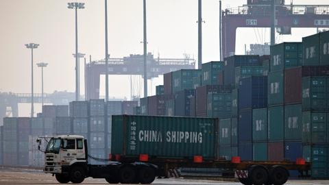 Supply chain chaos takes a toll on post-Covid global recovery