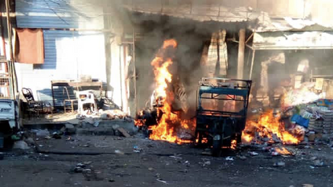 Assad forces kill many civilians in an attack on northwestern Syria