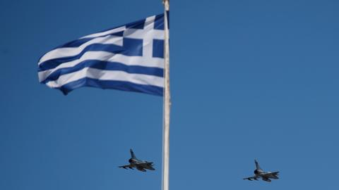 Greece doesn't serve peace by upping defence agreements with the US