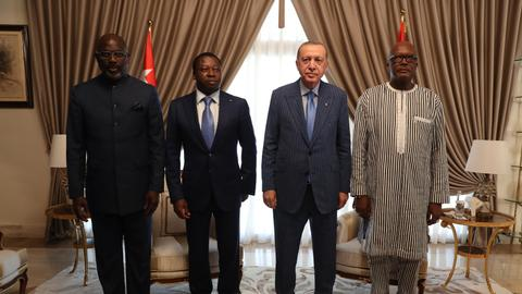 How Turkey's approach to Africa differs from the West and China