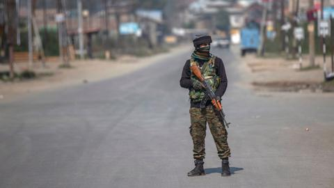 Why is Kashmir seeing a surge in violence?