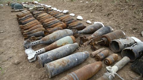 Armenian landmines threaten thousands of people in Nagorno-Karabakh