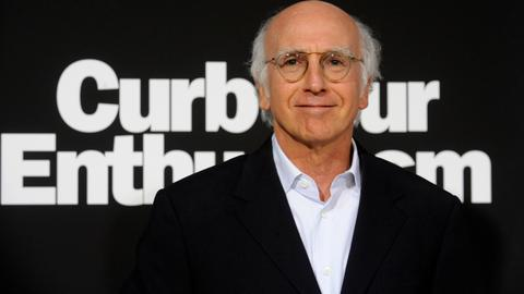 Cult US TV show 'Curb Your Enthusiasm' returns in pandemic world