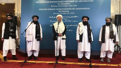 Russia, China, Iran agree to work with Taliban for 'regional stability'
