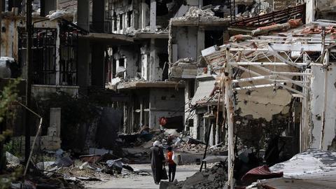 UN concerned over recent violence in northwestern Syria