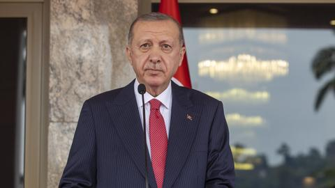 Erdogan: Turkey will recoup money paid to US for F-35 jets
