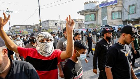 Worrying number of rights violations occurred in lead up to Iraq elections