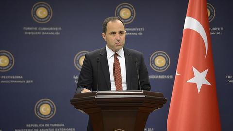 Turkey criticises EU report on its membership process