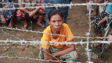 Myanmar junta reverses amnesty, re-arrests over 100 newly freed people