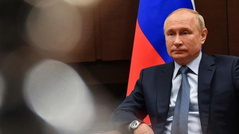 Has Putin thrown all his weight behind the Taliban?