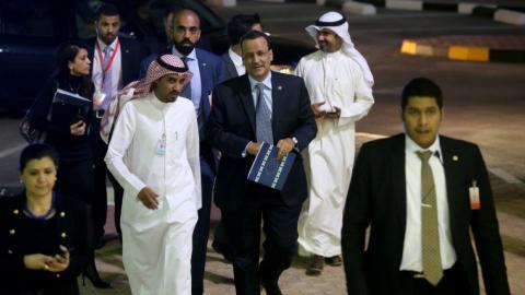 Yemen's warring parties to resume peace talks, envoy says