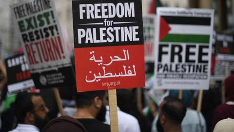 Israel outlaws Palestinian human rights groups, sparking outcry