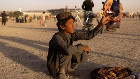 Red Cross: Aid groups not enough to end Afghan humanitarian crisis