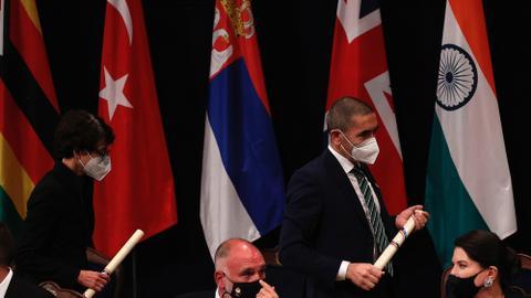 Scientists Ugur Sahin and Ozlem Tureci get Princess of Asturias Award