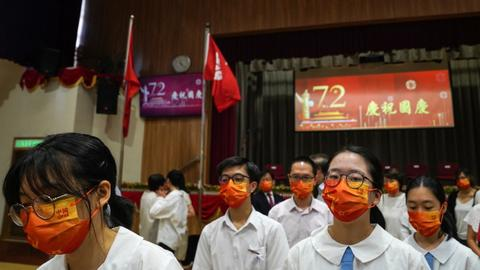 China passes law to limit pressure on children from homework