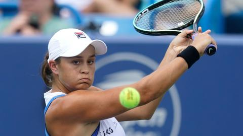Barty pulls out of WTA Finals to focus on Australian Open preparations