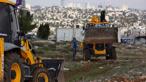 Israel approves more than 1,300 settlement homes in occupied West Bank