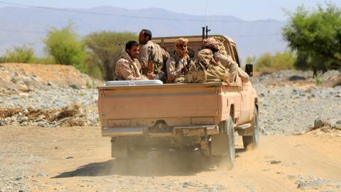 Scores of Houthi rebels killed in Yemen: Saudi-led coalition