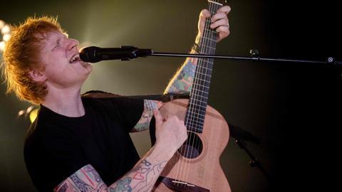 British pop star Ed Sheeran tests positive for Covid-19 - latest updates
