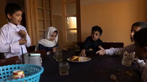 'Children are going to die': UN warns as Afghanistan food crisis worsens