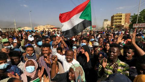 A military coup: What is happening in Sudan?