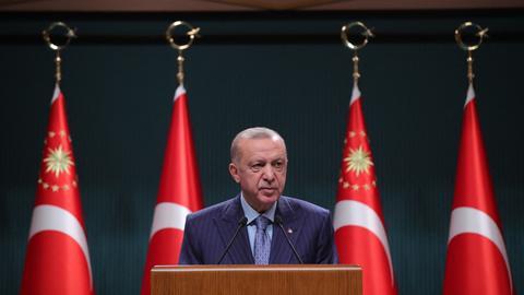 Erdogan: Western ambassadors took a step back, will be more careful