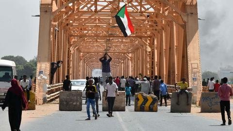 Military takeover could deepen Sudan's economic crisis