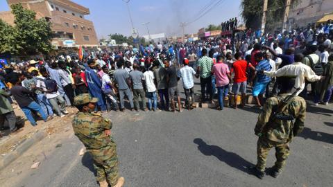 Sudan army kills several anti-coup protesters, wounds dozens