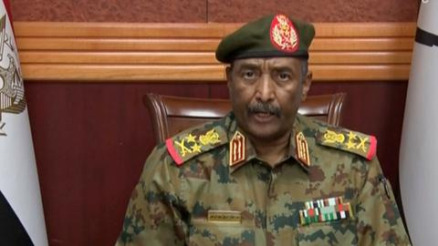 Sudan military general: PM Hamdok at my home, not in prison