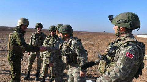Turkey extends motion for cross-border operations in northern Iraq, Syria