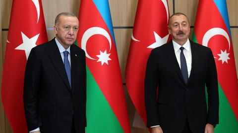 Erdogan: Turkey open to normalisation if Armenia solves issues with Baku