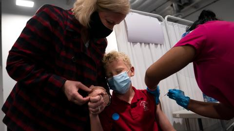 US panel endorses Pfizer Covid vaccine for younger children