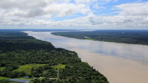 Colombia says 42,600 hectares deforested in Amazon in first half of 2021