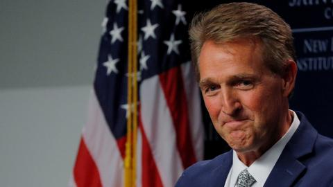 Jeff Flake confirmed as new US envoy to Turkey