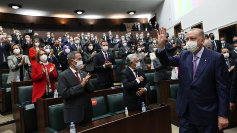 Erdogan: Turkey signed $3.2 billion green climate fund deal
